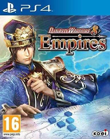 Dynast Warriors 8 Empires (PS4)
